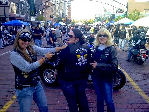Guilty Girlz Michigan Motorcycle Club