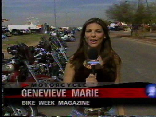 Genevieve Schmitt Speed Reporting