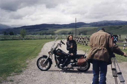 Genevieve Schmitt Motorcycle Reporting