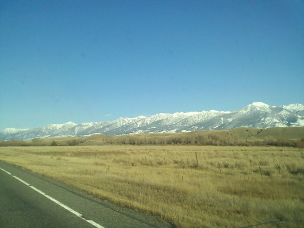 Winterize Insurance Policy snowy mountains