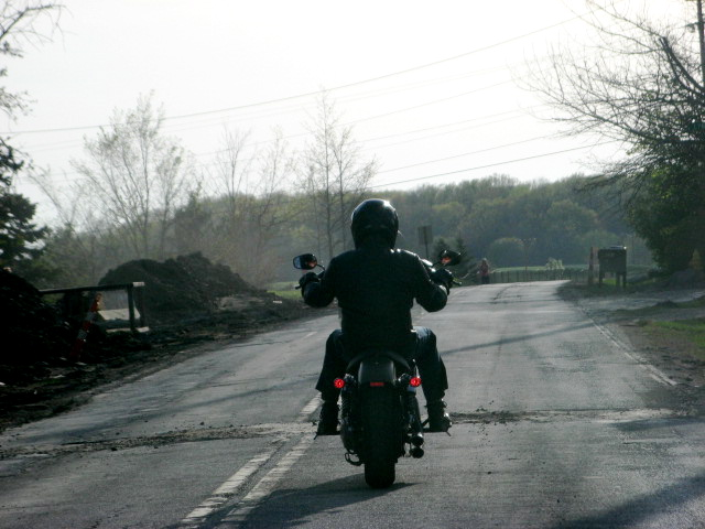 safe riding first ride of the season motorcycle