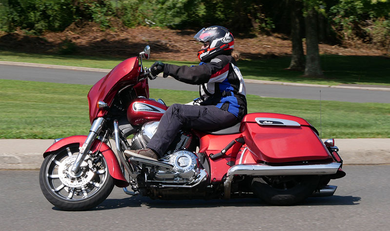 Review: 2019 Indian Motorcycle Chieftain Limited_TS_Left