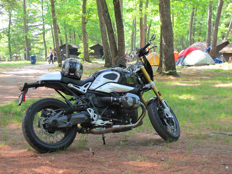 review 2016 bmw r ninet babes ride out