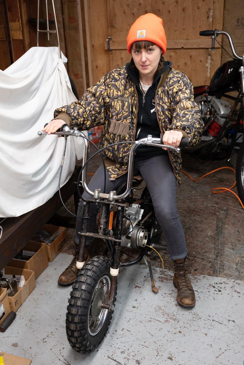 top women motorcycle builders emily humphries-baumker