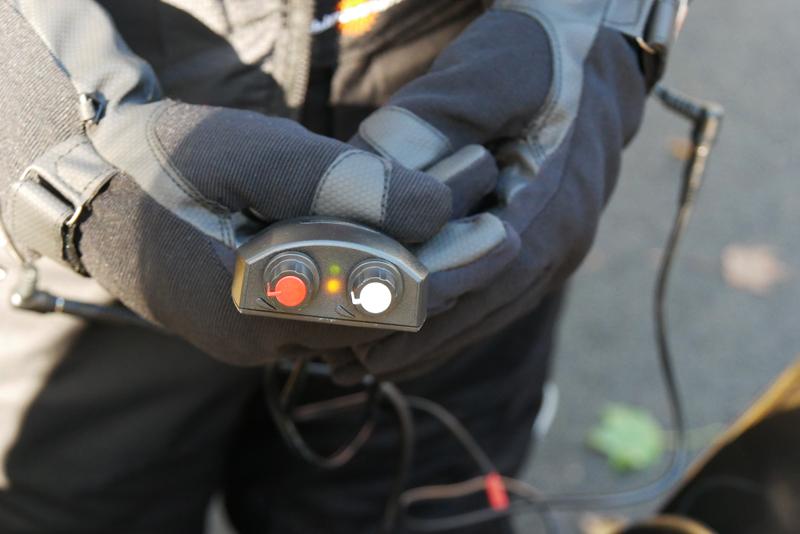 Review: California Heat Women's Electric Gear Temp Controller