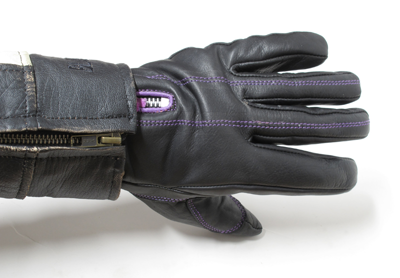review comfortable functional inexpensive womens motorcycle gloves cuff