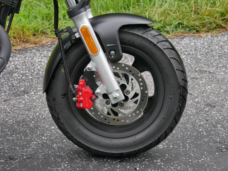kymco spade 150 small motorcycles big fun wheel