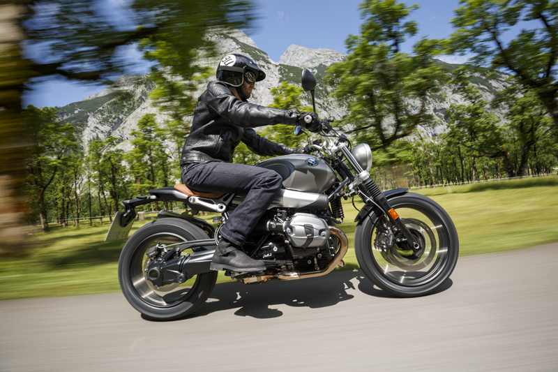 new motorcycles for 2017 bmw r ninet scrambler riding