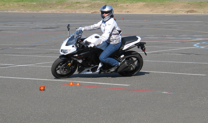 one day class for experienced riders msf advanced ridercourse evade