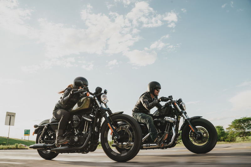 7 rules to live by on your motorcycle sportster