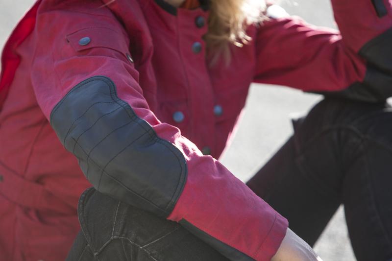 rsd ginger jacket leather