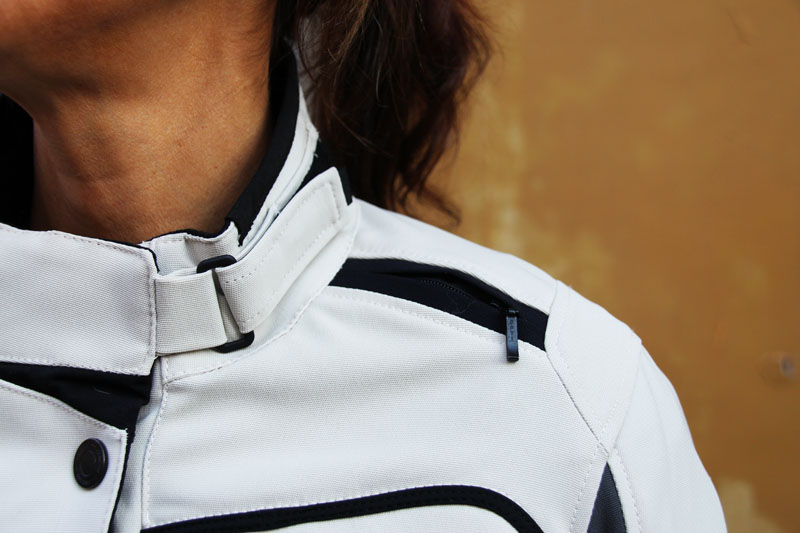 review dainese gore-tex jacket and pants review collar