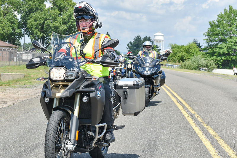 large scale womens motorcycle ride wraps up in san francisco alisa clickenger