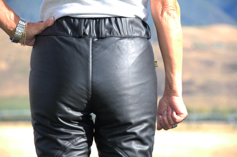 abrasion resistant jeggings to wear on your motorcycle rear end