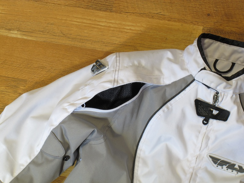 Vents Fly Racing Georgia II Jacket Review