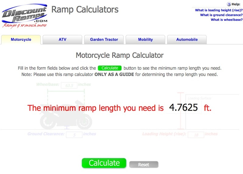 Best Motorcycle Trailer Loading Ramp Review DiscountRamps.com