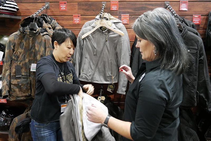 WRN Presents Winners at Denver IMS RSD Mia jacket