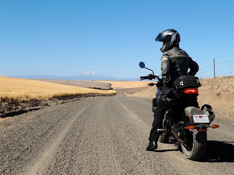 new bike review indian motorcycle ftr 1200 s v-twin roadster sarah schilke mount hood