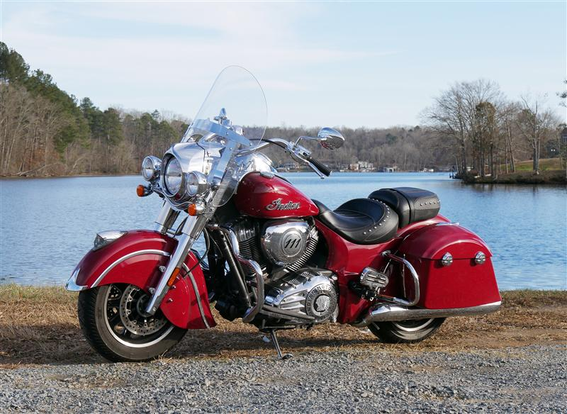 review 2016 2017 indian motorcycle springfield retail price