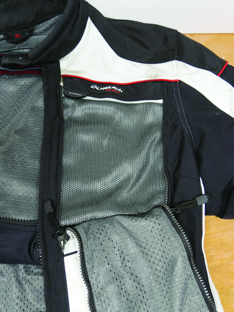 affordable techncial 4 season motorcycle riding suit mesh vent