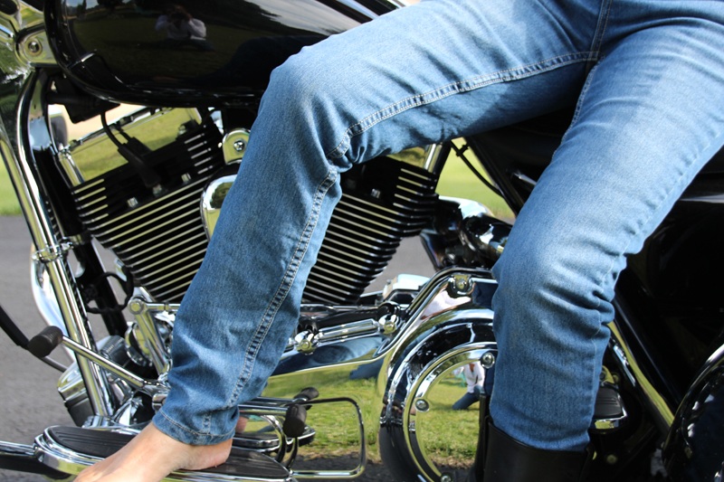 kevlar lined skinny jeans drayko racey motorcycle