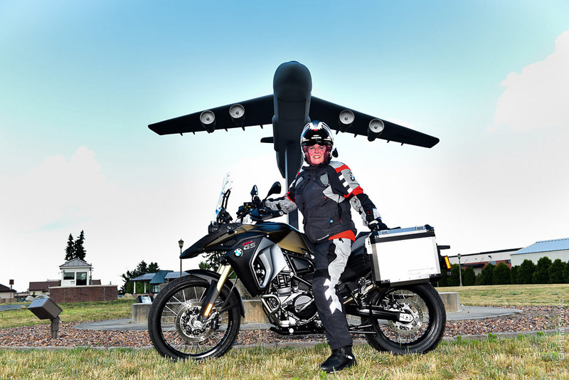 large scale womens motorcycle ride wraps up in san francisco alisa clickenger westover airforce base