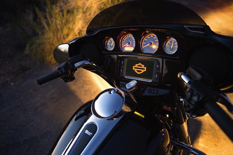 Harley-Davidson's Project RUSHMORE Gauges Fairing