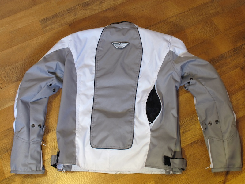 Backside Fly Racing Georgia II Jacket Review