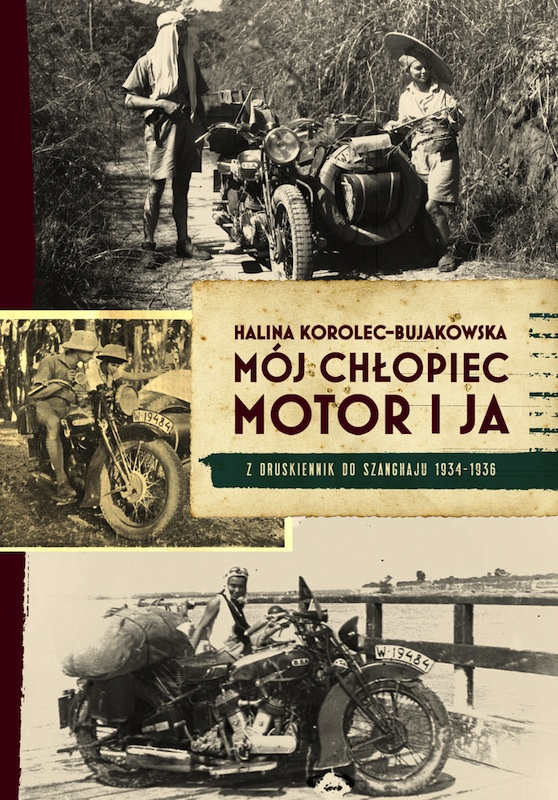 honeymooning by motorcycle 1934 book cover