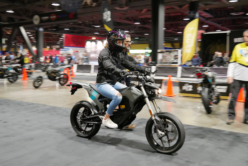 Progressive International Motorcycle Show Long Beach Discover the Ride