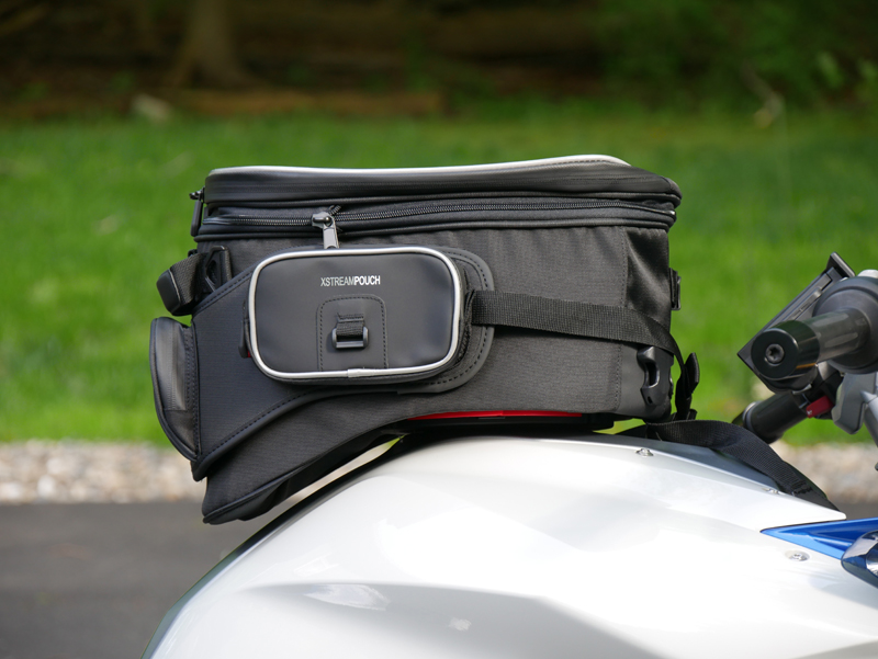 easy mount tank bags for standard sport sport-touring motorcycle GIVI XS308 BMW R 1200 RS