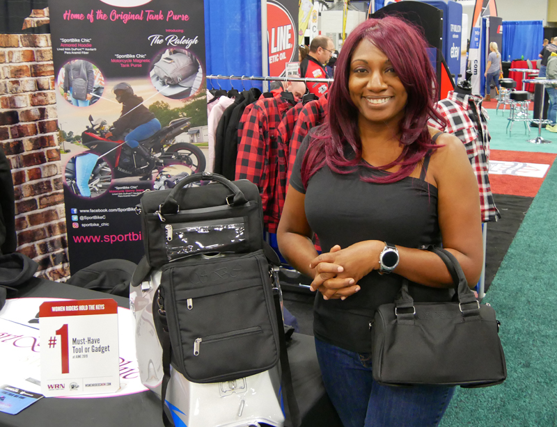 Women's Favorite Riding Gear, Products, and Accessories_Tank Purse_Charlotte