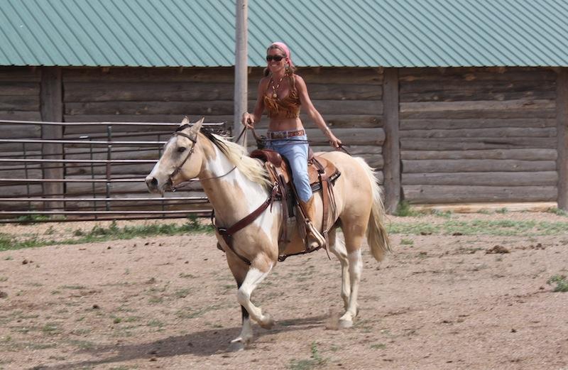 Backroads with Betsy Sturgis 2013 Horseback