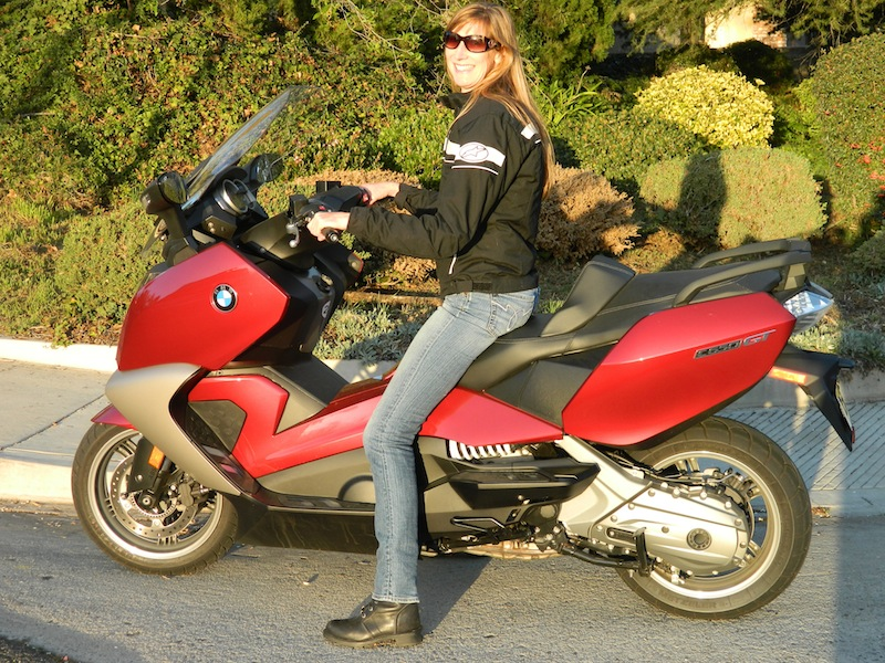 BMW C 650 GT Review Engine