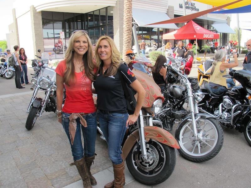 International Female Ride Day Valerie Thompson
