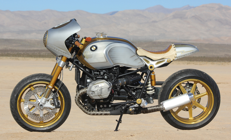 Jessi Combs: Reflections on the Life of the Powersports Superstar_custom BMW R nineT