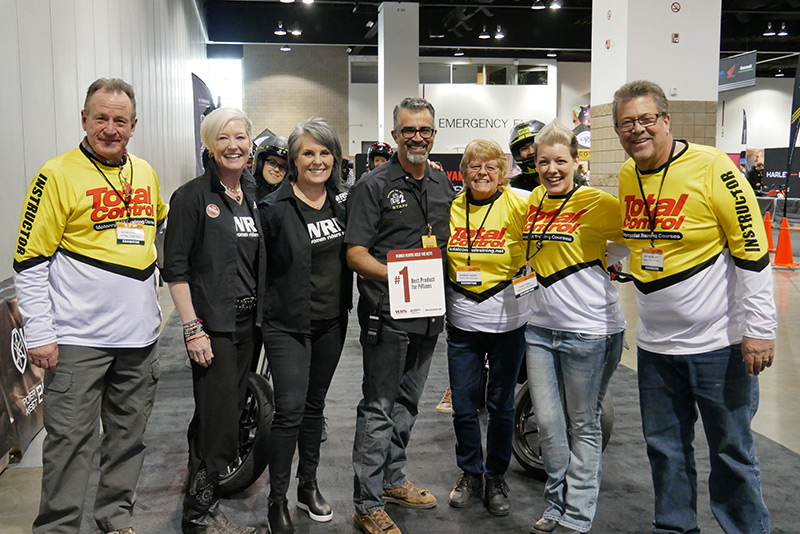WRN Presents Winners at Denver IMS Discover The Ride Total Control Robert Pandya
