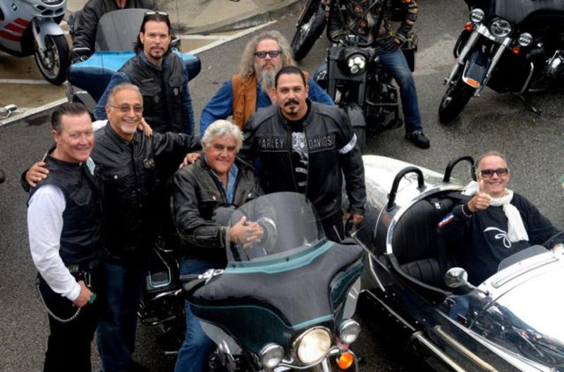 last love ride celebrates veterans sons of anarchy celebrities
