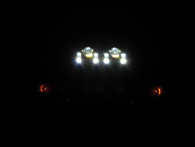 10 lane positioning tips motorcycle fat bob headlights