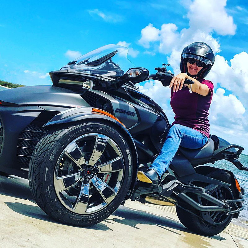 2018 new motorcycles Can-Am Spyder F3