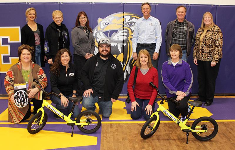 marilyn stemp all kids bike strider flying piston benefit dupree south dakota west river eagle