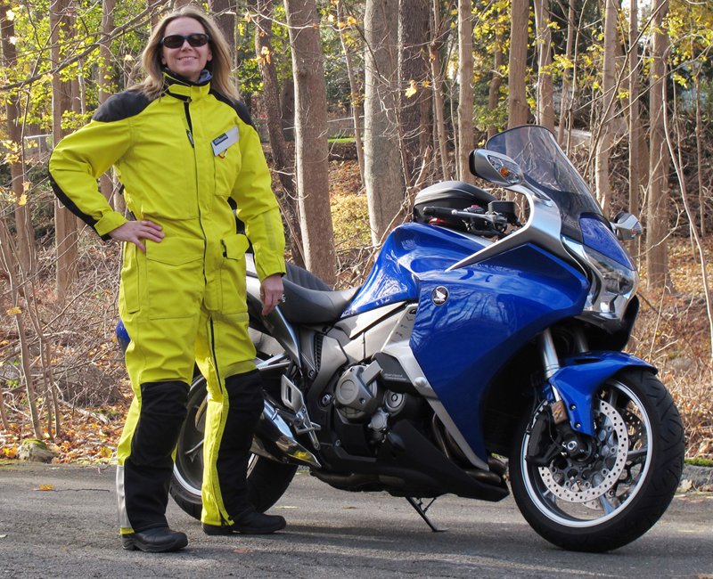 review aerostich womens roadcrafter motorcycle riding suit