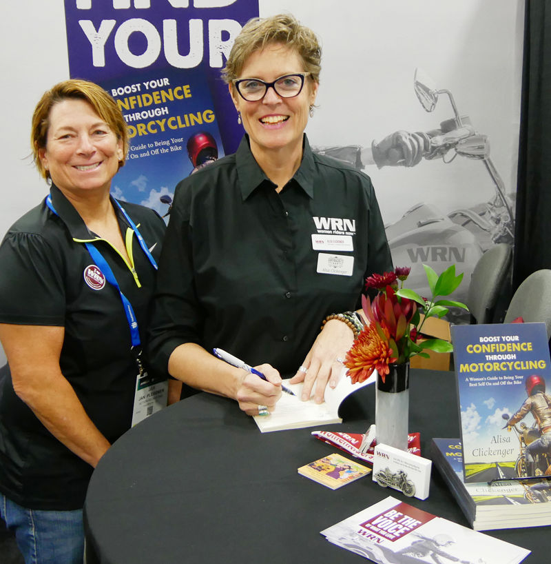 Confidence Corner Stretching Beyond Your Motorcycling Comfort Zone Alisa Clickenger Jan Plessner