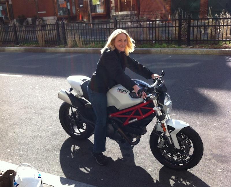 review 2012 Ducati monster 796