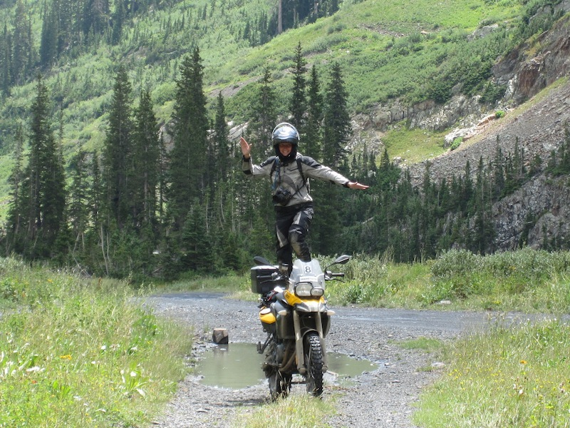 A Ride to Change Your Life Amy Holland Dual Sport