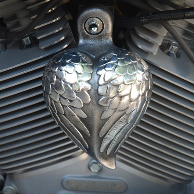 Custom Horn Covers and More for Harley-Davidsons