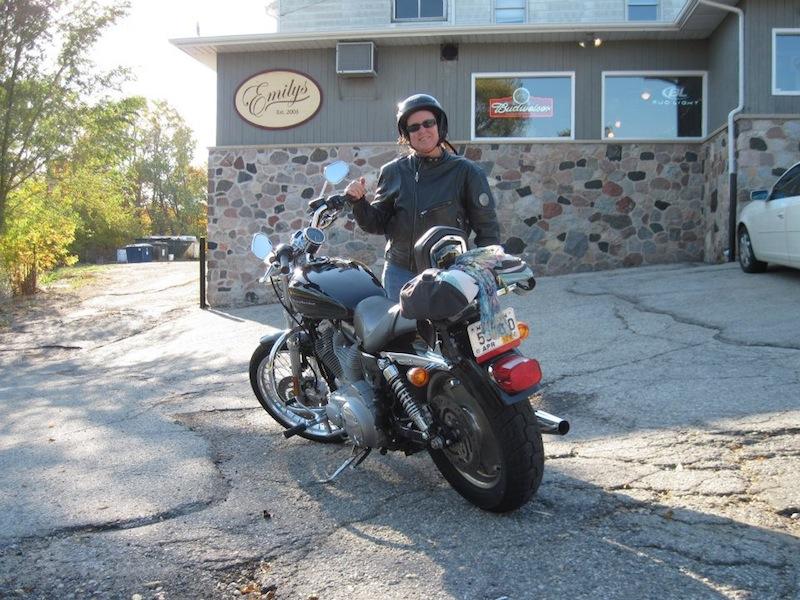 Negative Motorcycling Comments Heidi Friedrichs
