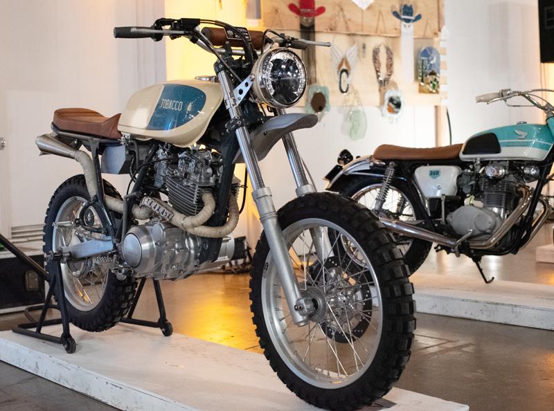 top women motorcycle builders ava wolff tobacco motorwear