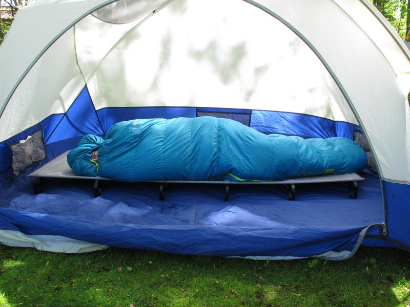 sierra designs sleeping bag review for motorcyclists eleanor 19 in tent