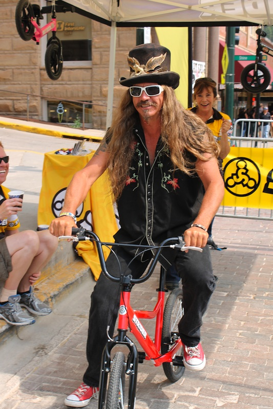 Two Wheels for Folks with Special Needs Legends Ride Beanre